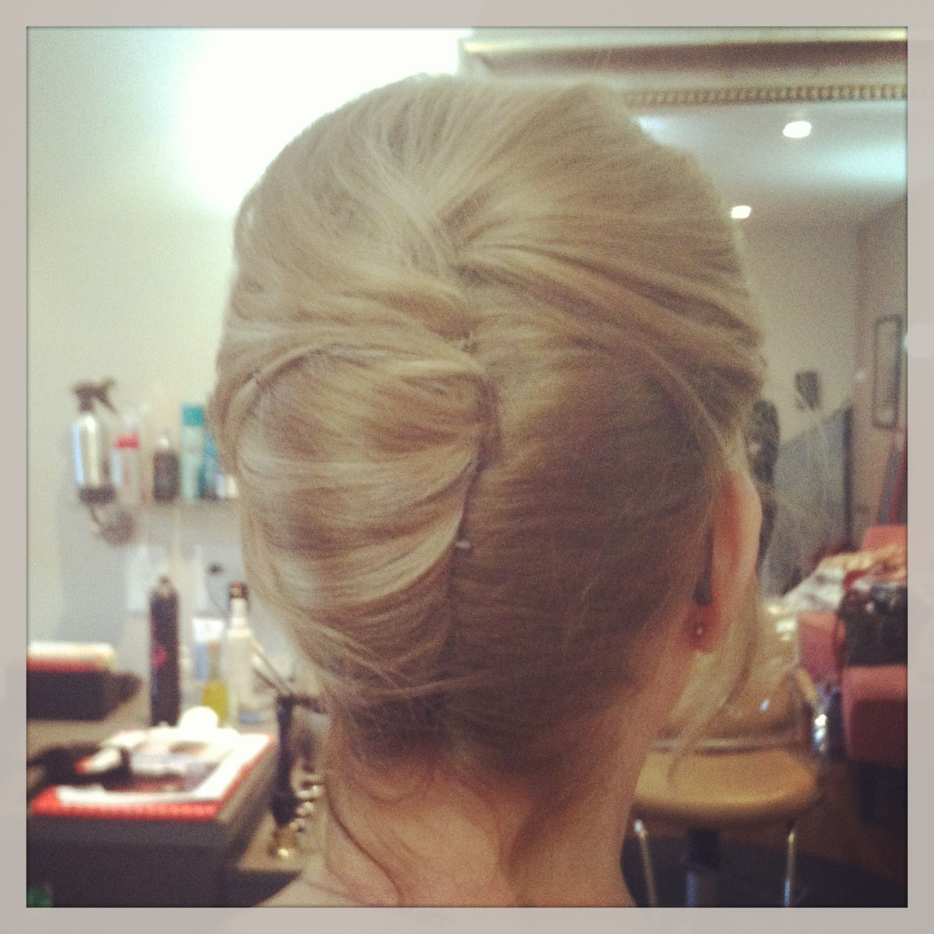 Mother Of The Bride Hairstyles, Wedding Hair, French Twist, Classic Within Current Retro Wedding Hair Updos With Small Bouffant (View 17 of 20)