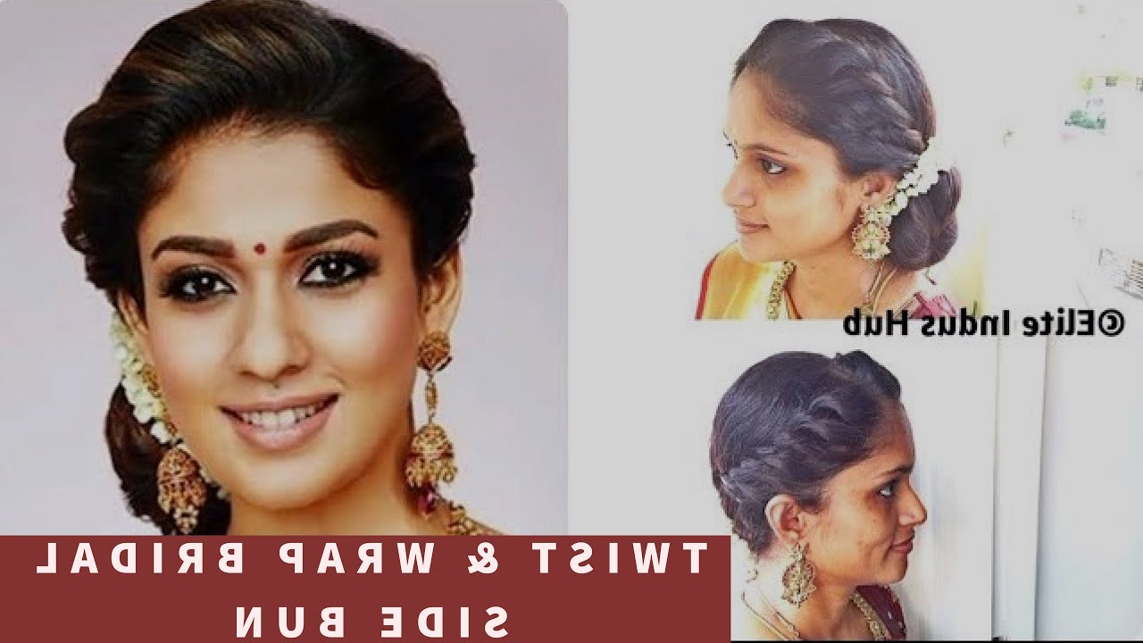 Nayanthara Hairstyle (View 8 of 20)