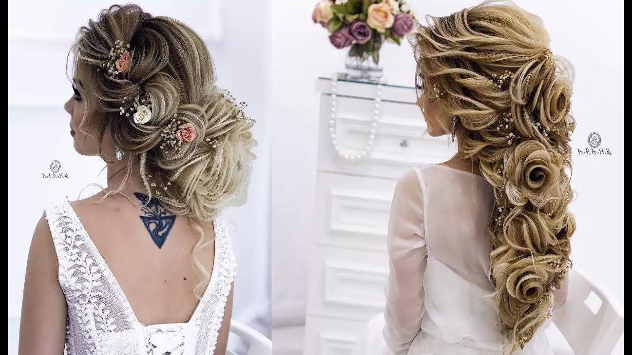 New Wedding Hairstyles (View 6 of 20)