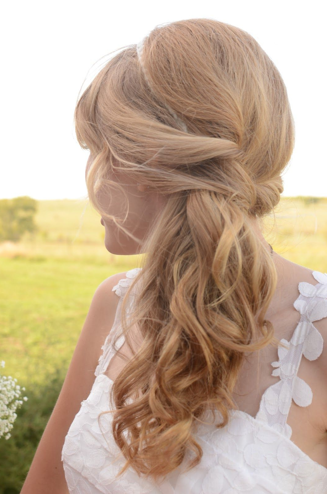 Featured Photo of Twisted Side Updo Hairstyles For Wedding