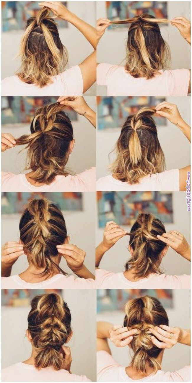 Pinhair Design On Hairstyles, Hair Design And Braids (Gallery 10 of 20)