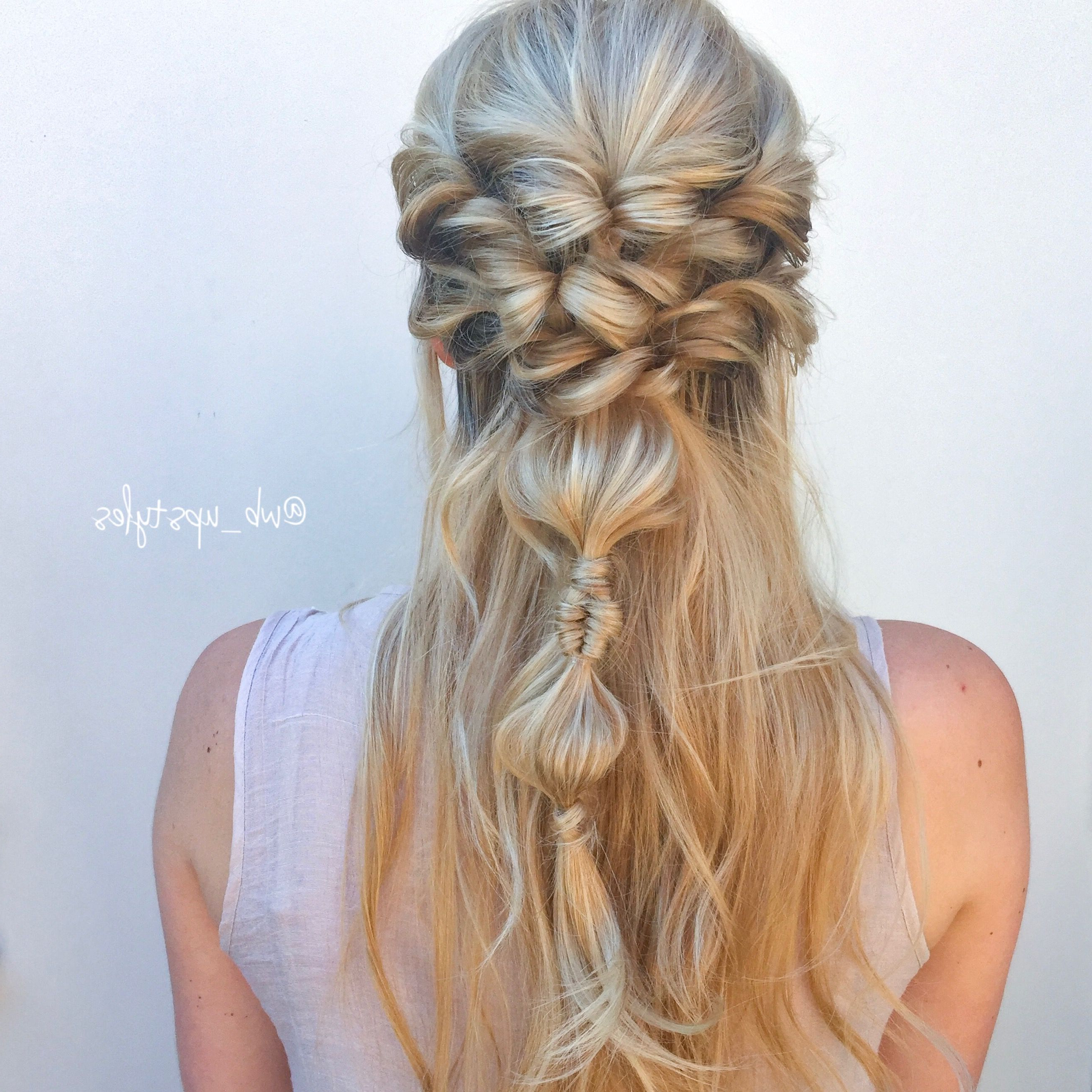 Pinterest For Fashionable Infinity Wedding Updos (View 16 of 20)