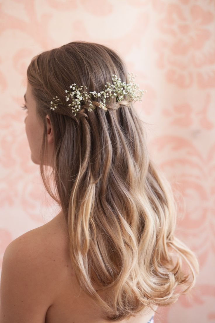 Popular Double Braid Bridal Hairstyles With Fresh Flowers Regarding 38 Classy Wedding Hairstyles With Braids – Wohh Wedding (View 17 of 20)