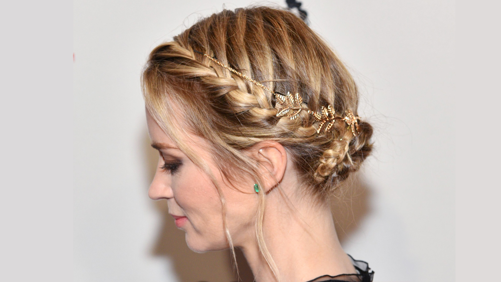 Popular Double Braided Look Wedding Hairstyles For Straightened Hair Inside Plait Hairstyles To Take Straight To Your Hairdresser's This Season (View 16 of 20)