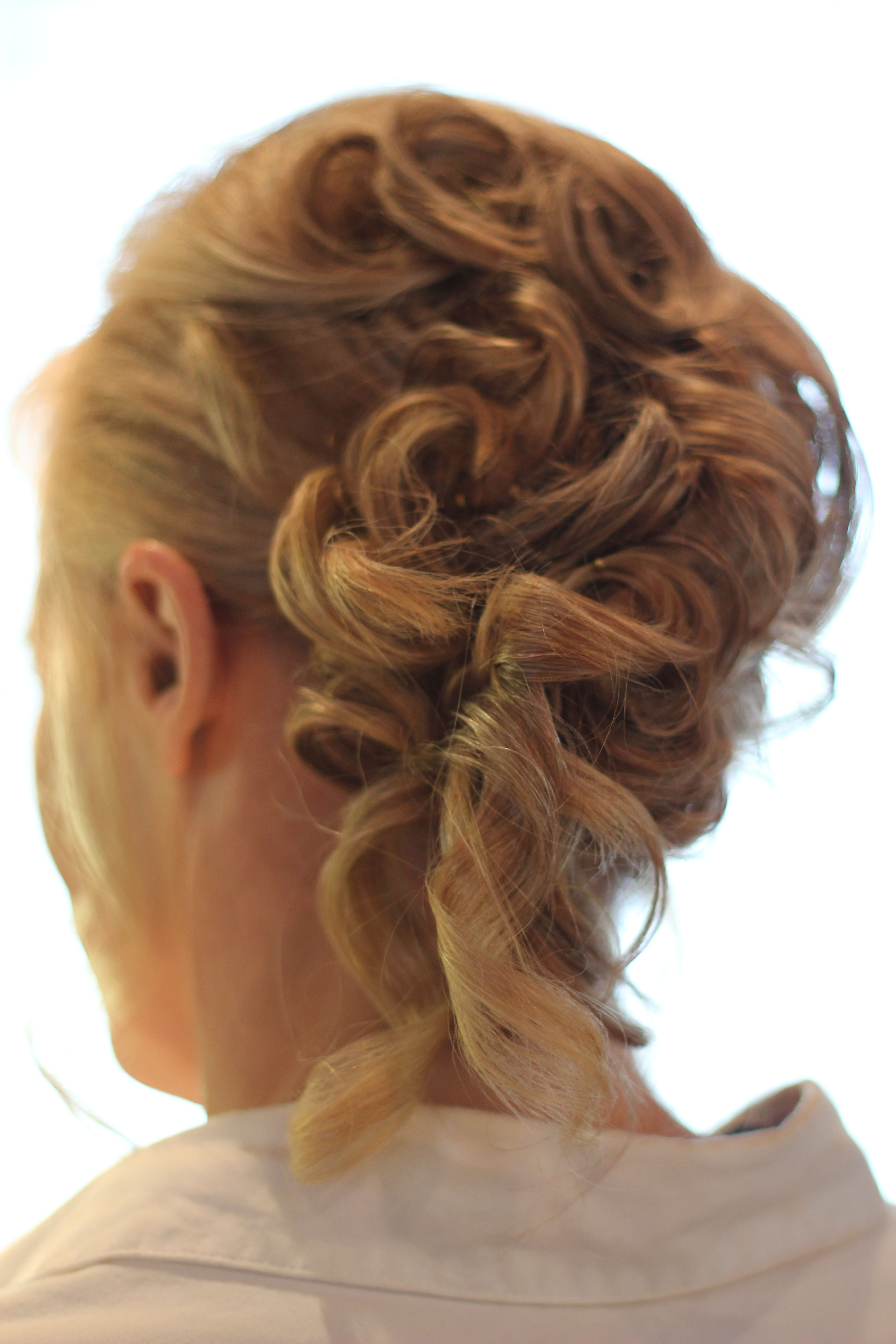 Preferred Sophisticated Mother Of The Bride Hairstyles For Elegant Mother Of The Bride Updo (View 15 of 20)
