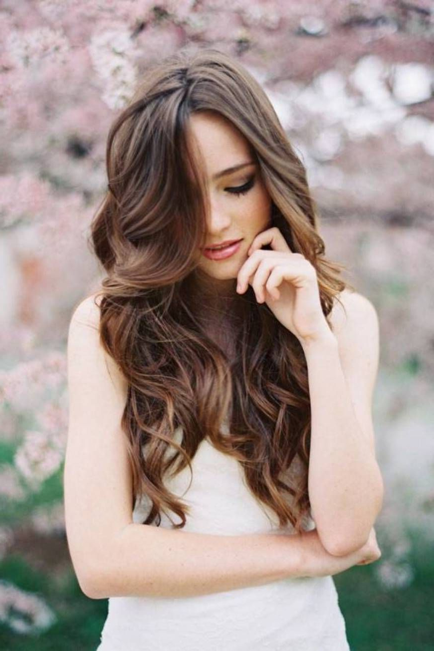Featured Photo of Loose Curls Hairstyles For Wedding