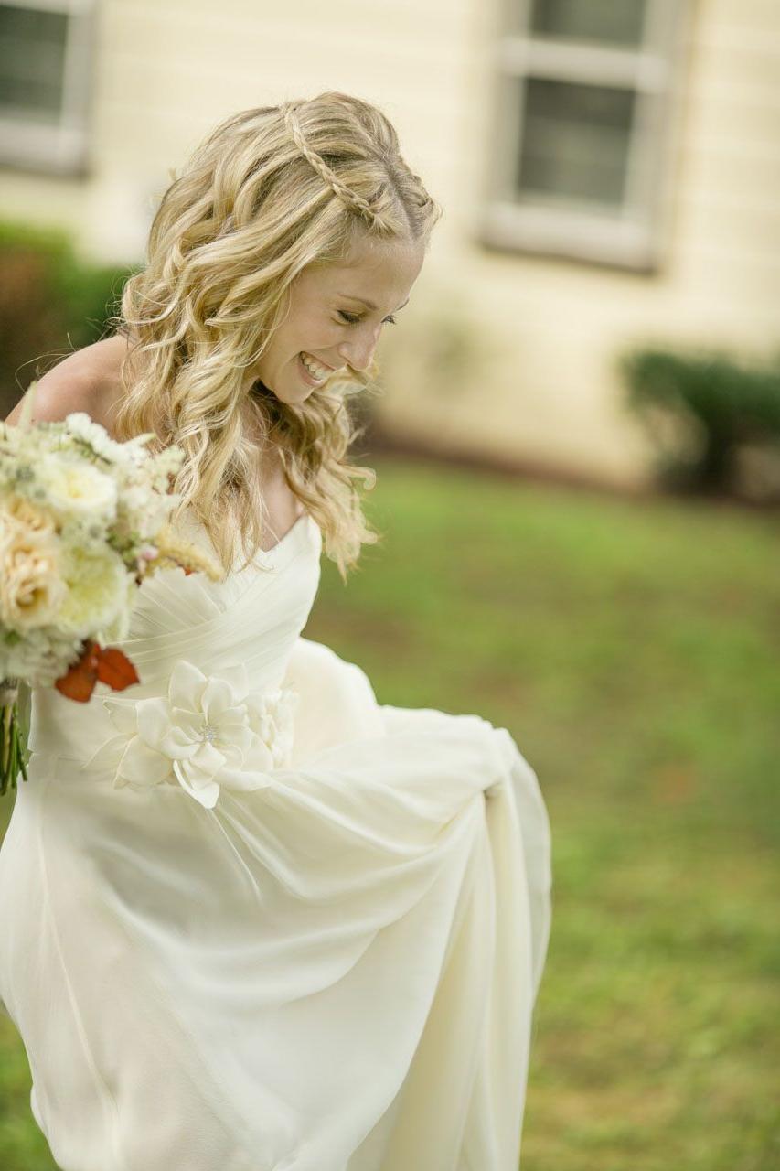 Simple Diy Wedding Hair (View 16 of 20)