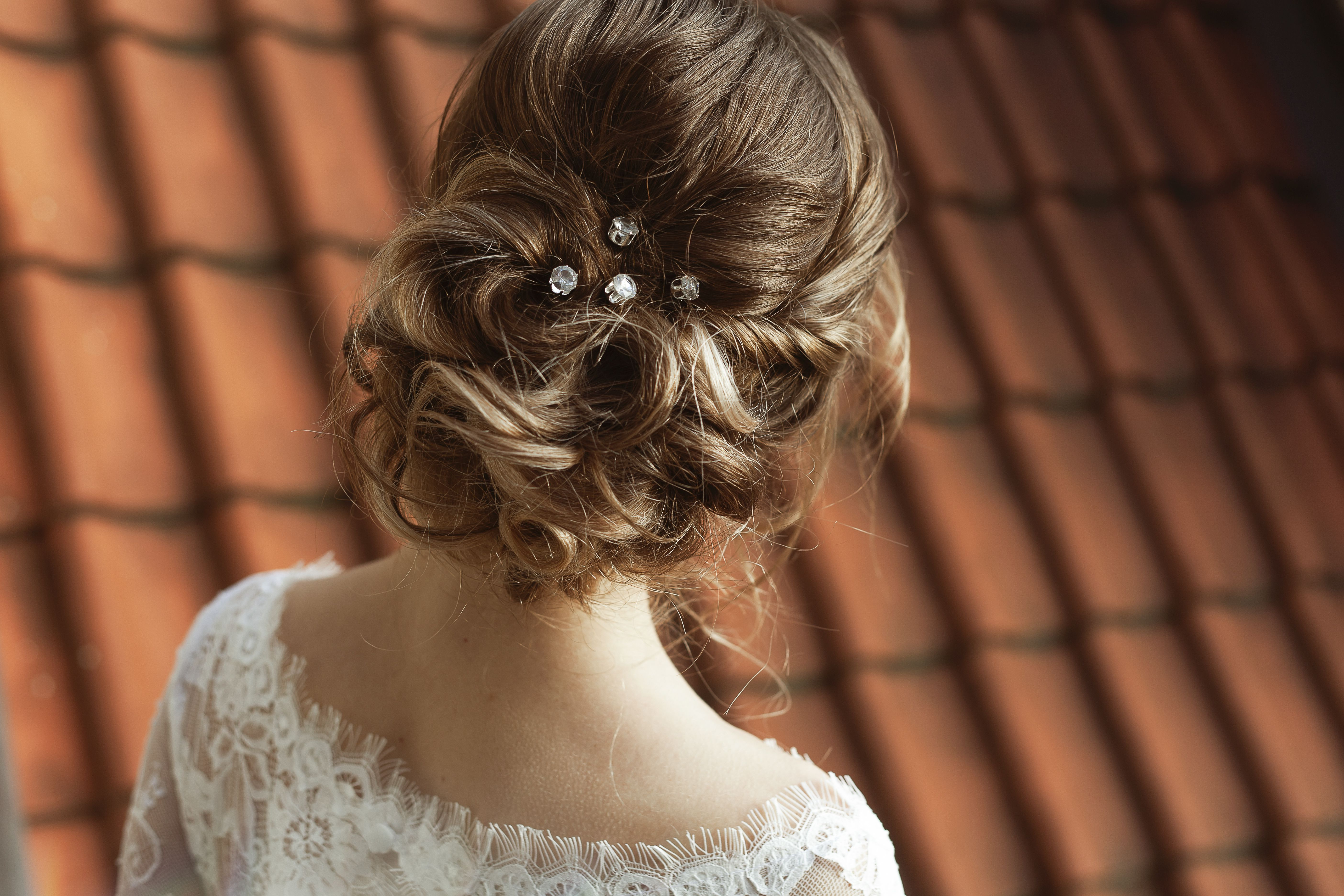 Simple Yet Stunning And Bohemian Hairstyle For Free Spirited Bride Regarding Most Recently Released Bohemian And Free Spirited Bridal Hairstyles (View 19 of 20)
