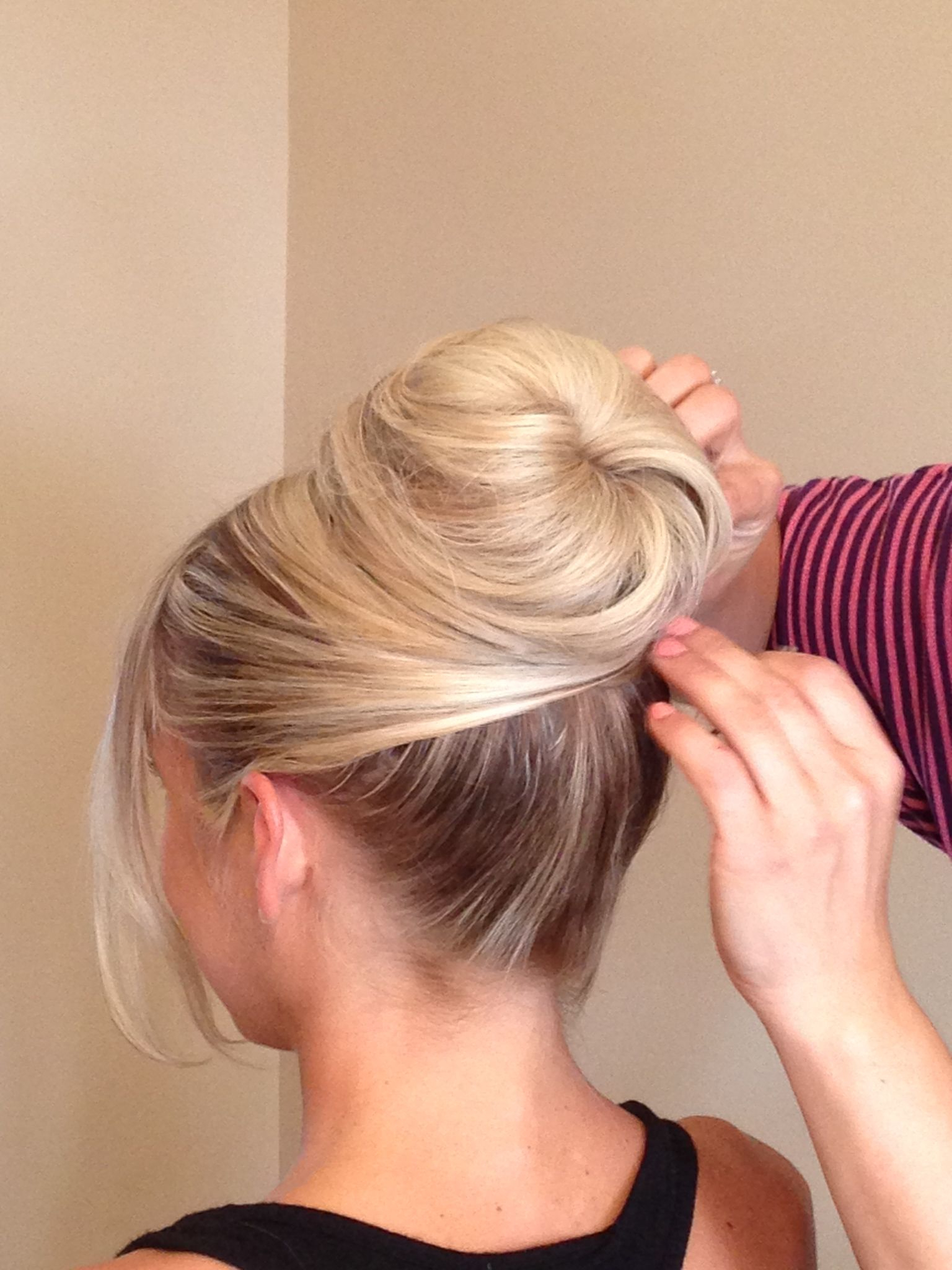 Simpler Updo! Www (View 16 of 20)