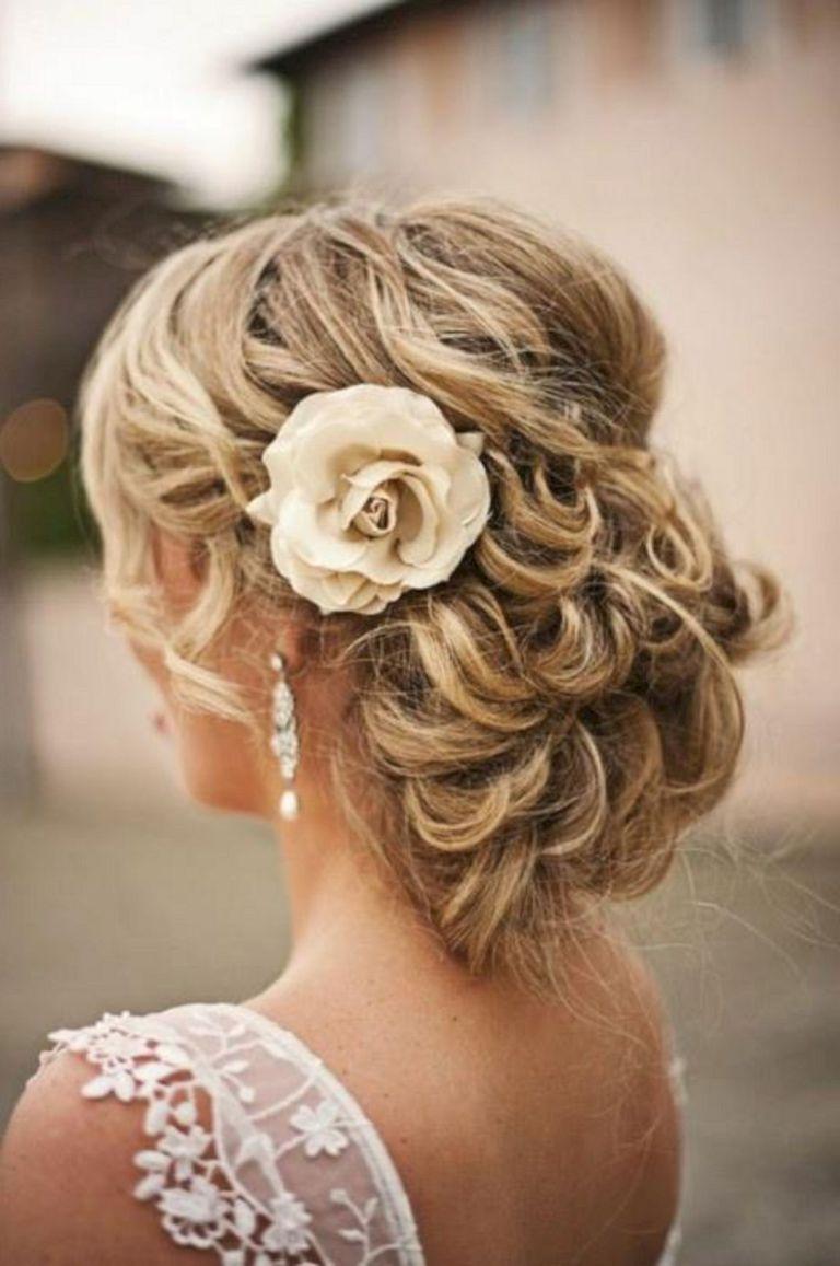 Stunning Half Up Half Down Wedding Hairstyles Ideas No 26 (Gallery 3 of 20)