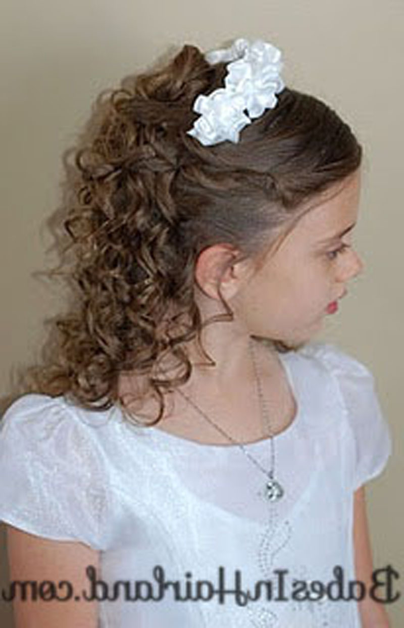 Trendy Pile Of Curls Hairstyles For Wedding In Pile Of Curls Redo – Baptism Hair (3) – Babes In Hairland (View 11 of 20)