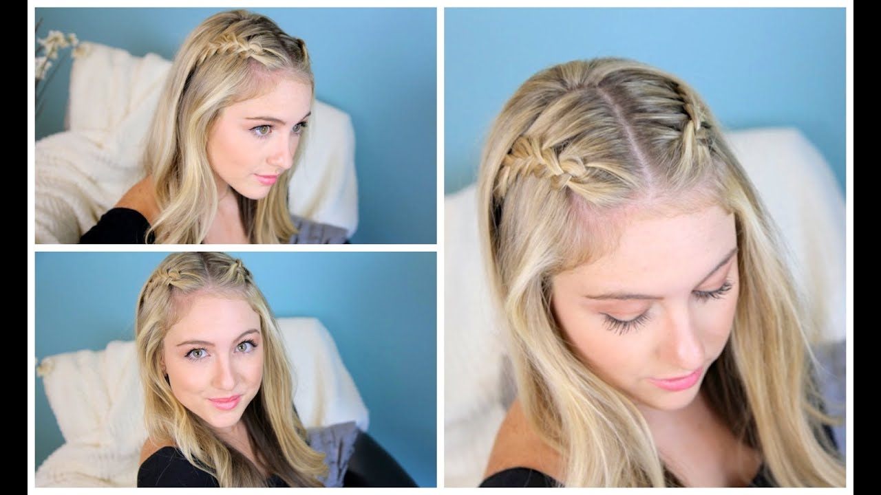 Trendy Side Lacy Braid Bridal Updos Pertaining To Double Dutch Lace Braids (View 15 of 20)