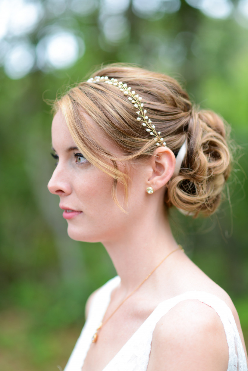 Trendy Soft Wedding Updos With Headband In 10 Summer Wedding Hairstyles You'll Love – Weddingwire (View 19 of 20)