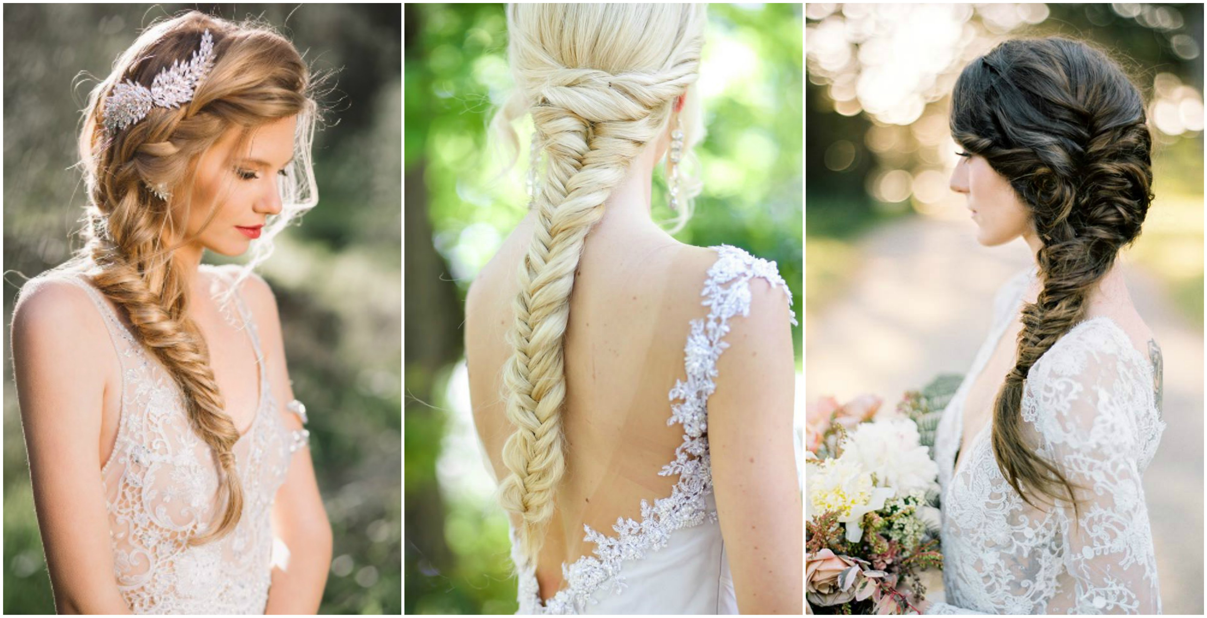 Unique Bridal Hairstyles For The Bride Who Wants To Look Different Intended For 2017 Teased Wedding Hairstyles With Embellishment (View 17 of 20)