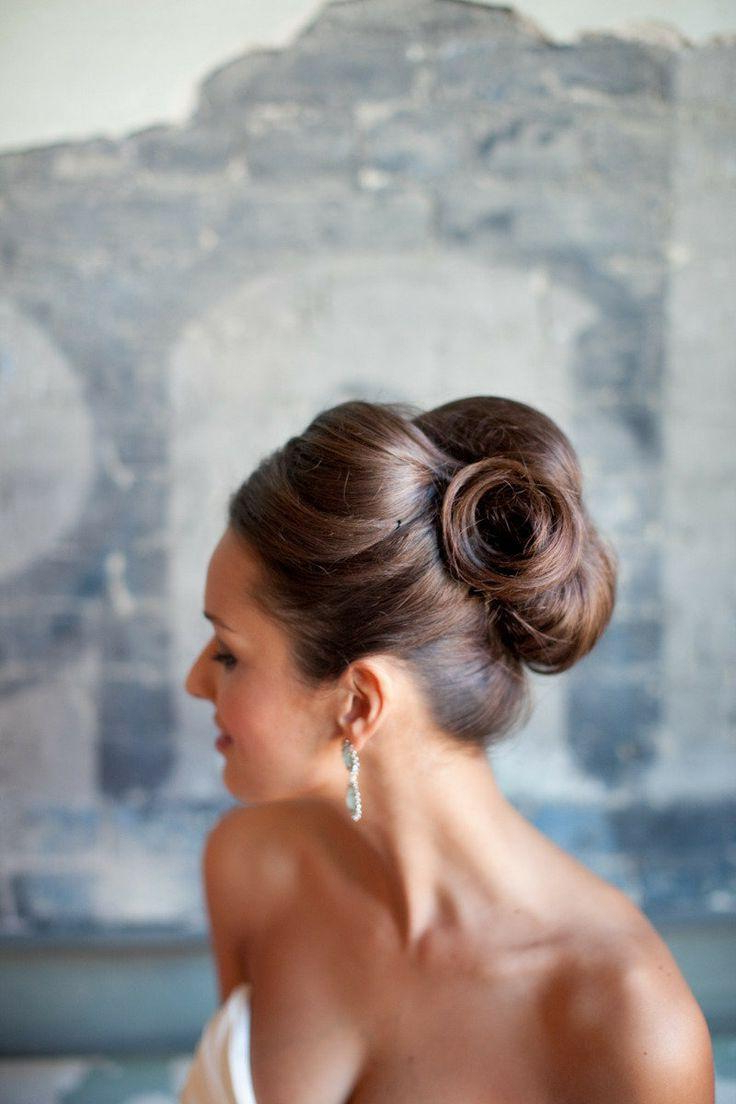 Updo Hair Model – Classic & Modern Updo #2029407 – Weddbook Throughout Well Known Modern Updo Hairstyles For Wedding (View 2 of 20)