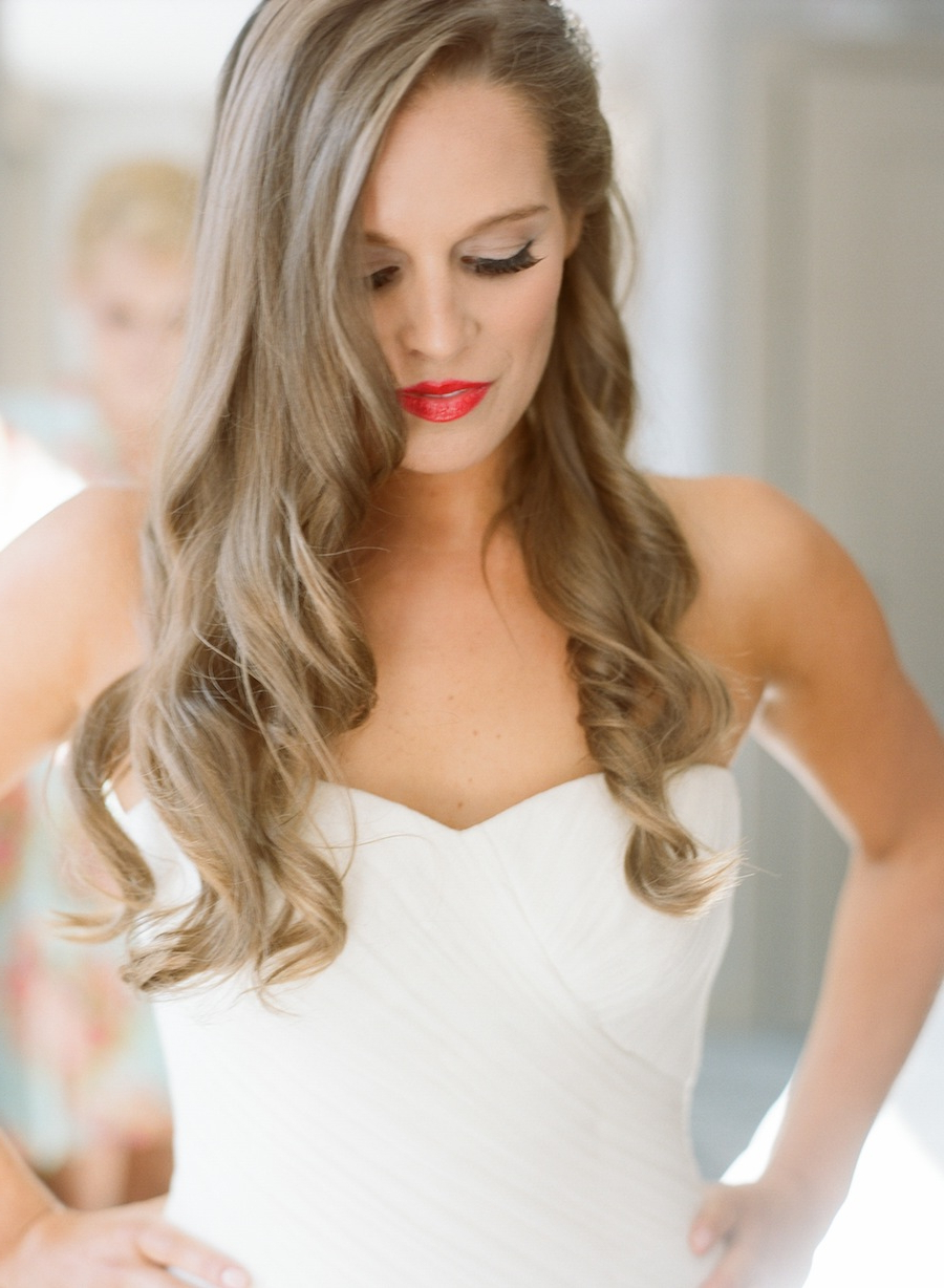 Washingtonian (Dc) Within Famous Loose Curls Hairstyles For Wedding (View 17 of 20)