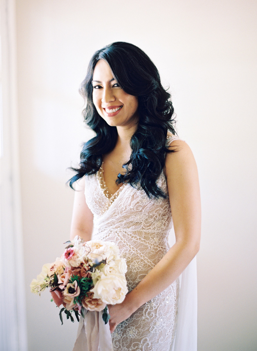Wedding Hair: 11 Gorgeous Bridal Blow Dry Styles (View 16 of 20)