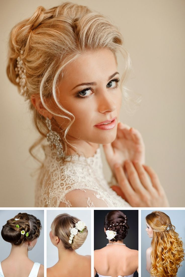 Wedding Hair Designs – The Ultimate Wedding Hairstyl… (View 17 of 20)