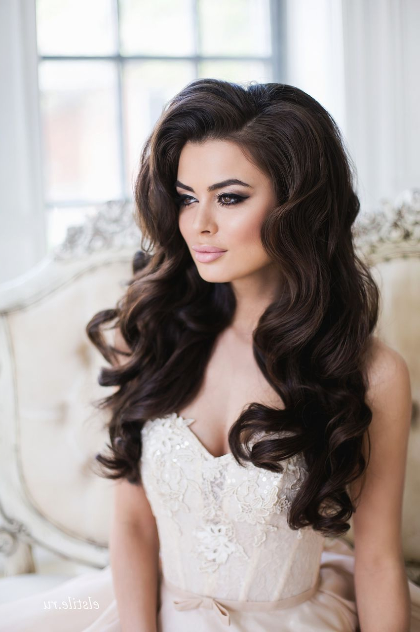 Wedding Hairstyles: A Guide To Glamour (View 19 of 20)