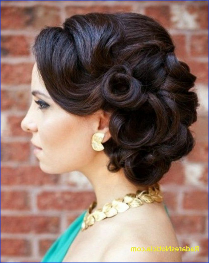 Wedding Hairstyles For 10 Year Olds Show Me Your Retro Old Hollywood For 2017 Retro Glam Wedding Hairstyles (View 18 of 20)