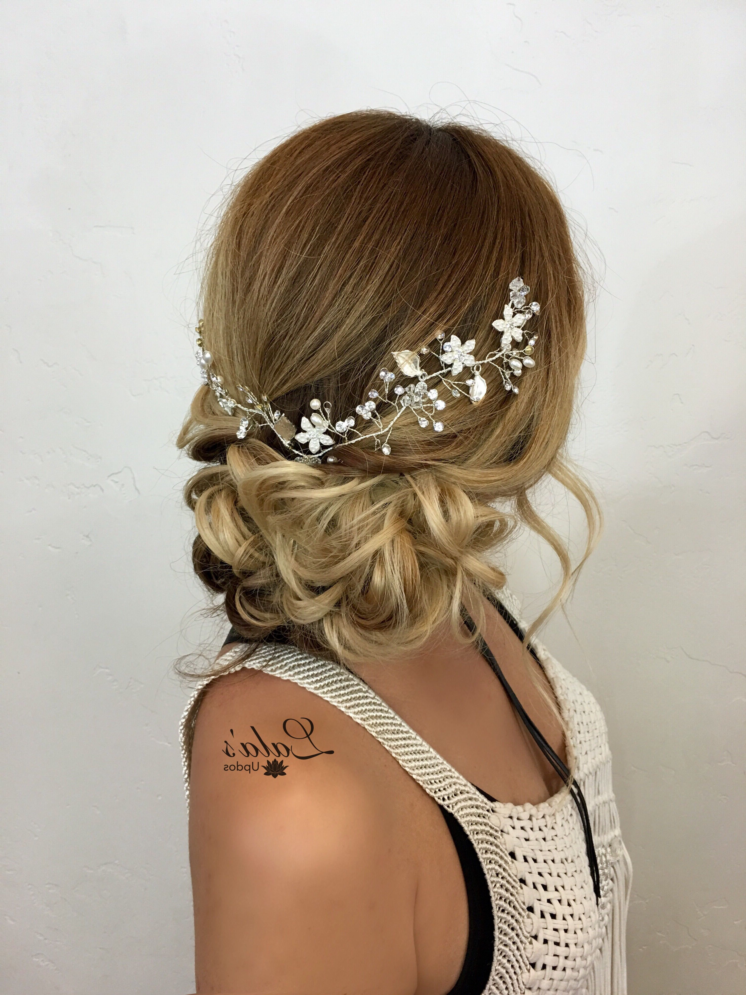 Wedding Hairstyles, Hair In Favorite Romantic Bridal Hairstyles For Natural Hair (View 20 of 20)