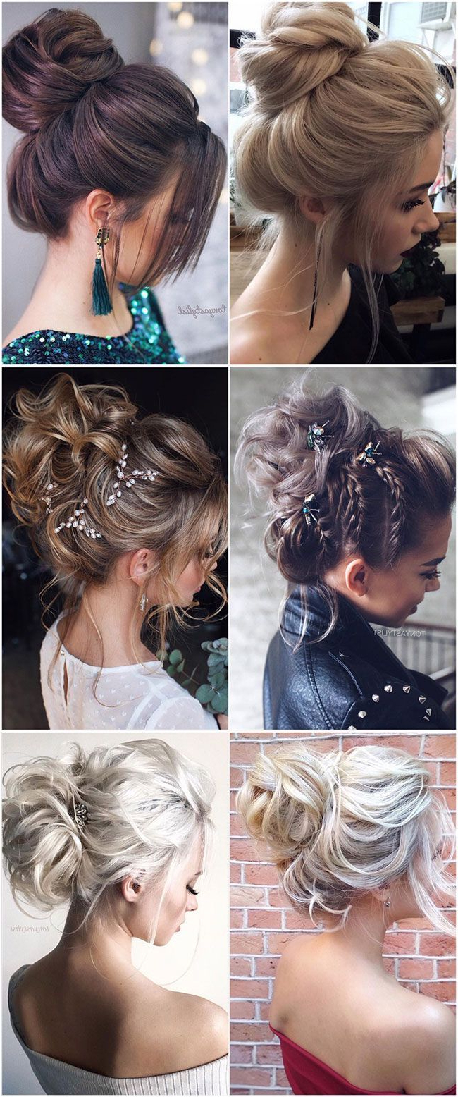 Well Known Dimensional Waves In Half Up Wedding Hairstyles For 60+ Best Wedding Hairstyles From Tonyastylist For The Modern Bride (View 20 of 20)