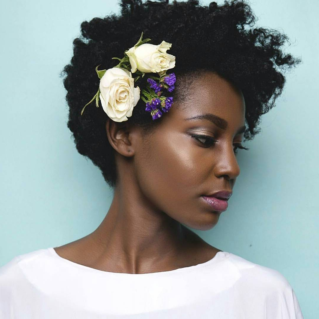 Well Known Short Spiral Waves Hairstyles For Brides For 8 Perfect Natural Hair Styles For Destination Weddings – Sandals (View 20 of 20)