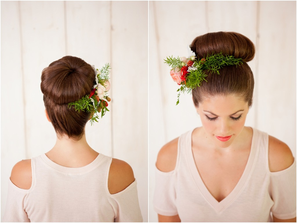 Well Known Sleek And Simple Wedding Hairstyles Intended For 10 Perfect Wedding Day Hairstyles (View 6 of 20)