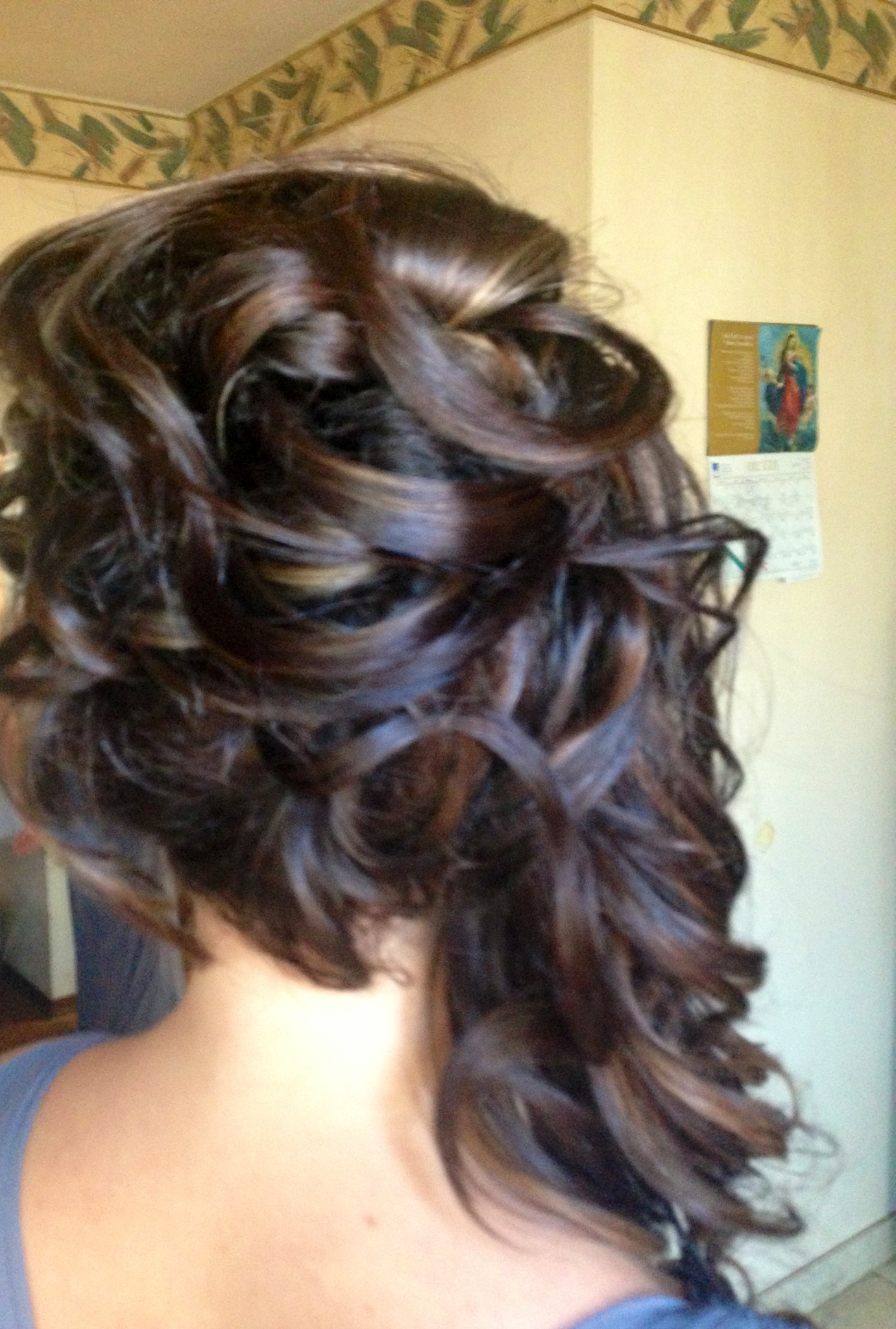 Well Liked Curls Clipped To The Side Bridal Hairstyles In Adorable Half Pinned Hairstyles For Half Up Half Down Hairstyle (View 17 of 20)