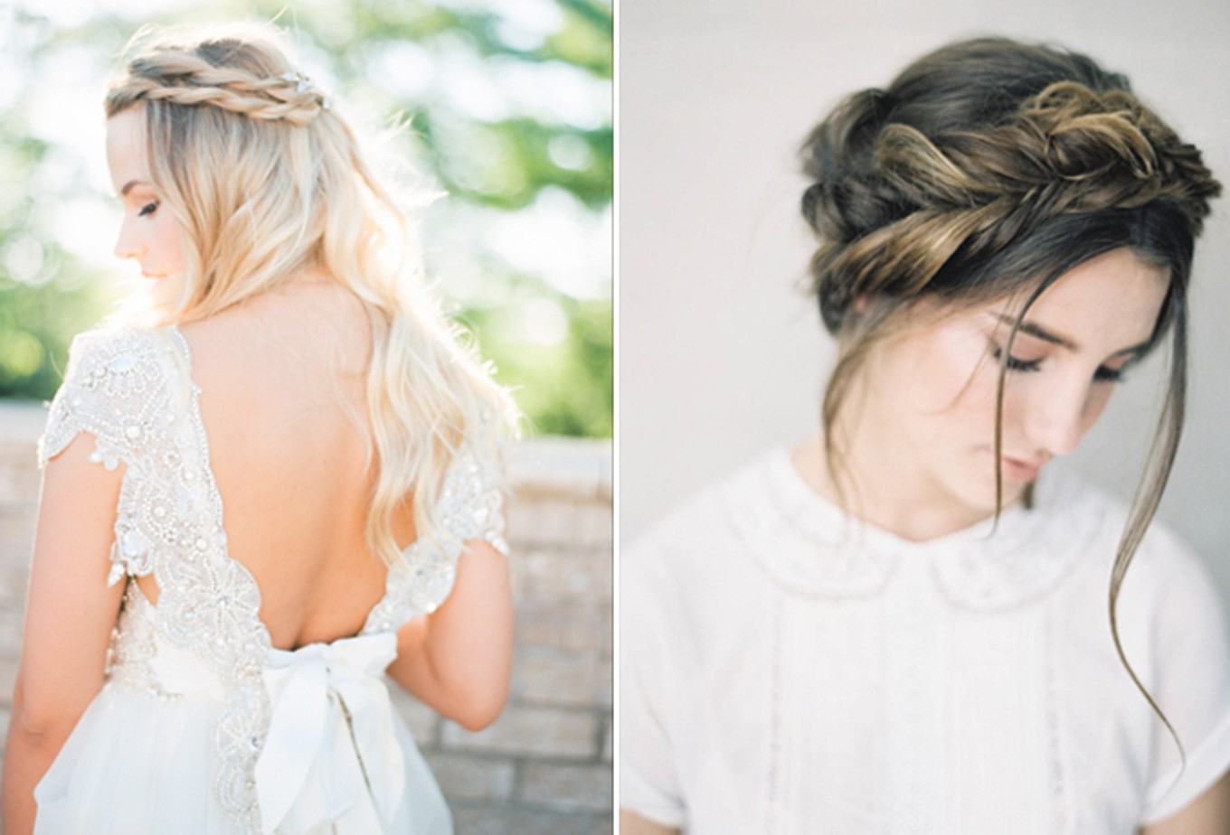 Well Liked Sleek Low Bun Rosy Outlook Wedding Updos Throughout How To Choose The Right Hairstyle For Your Wedding Day – Bridestory Blog (View 9 of 20)