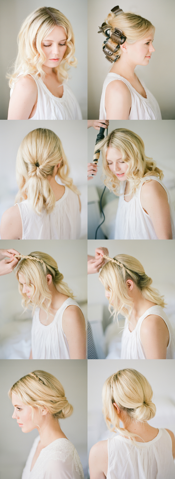 Well Liked Twisted Low Bun Hairstyles For Wedding With Diy Low Twisted Bun (View 20 of 20)