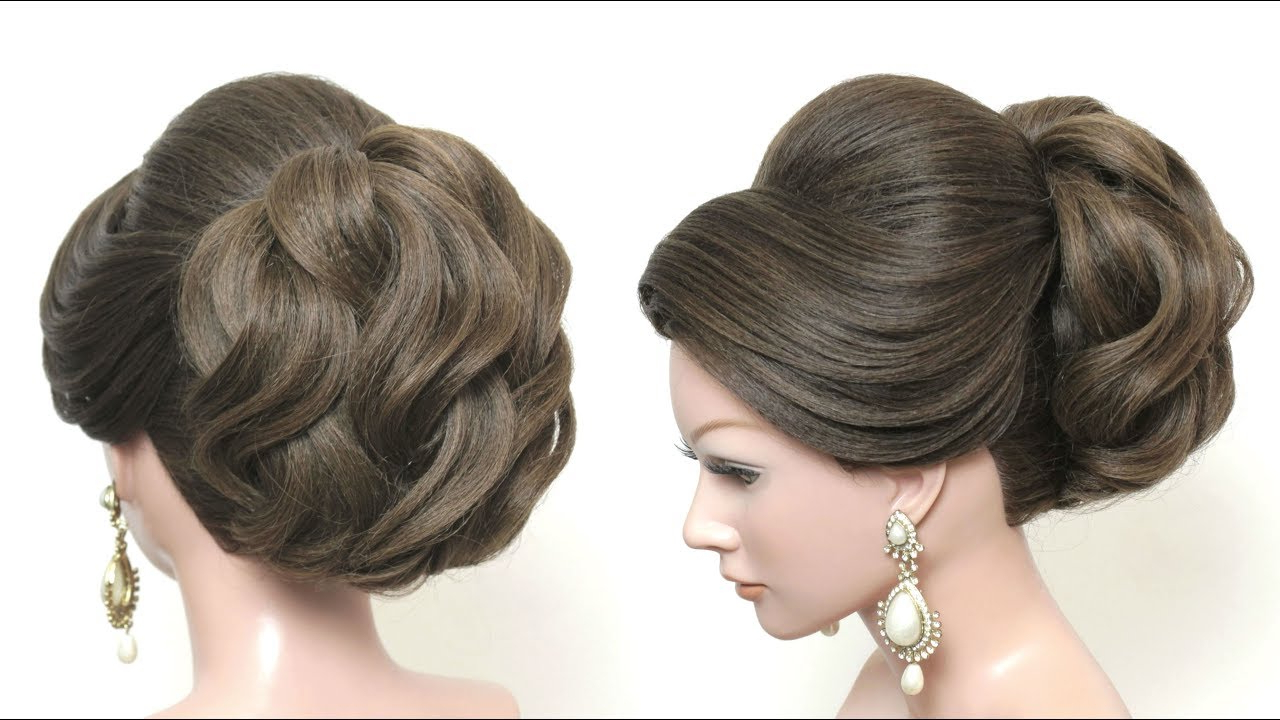 Widely Used Lovely Bouffant Updo Hairstyles For Long Hair Inside New Beautiful Hairstyle For Long Hair (View 20 of 20)