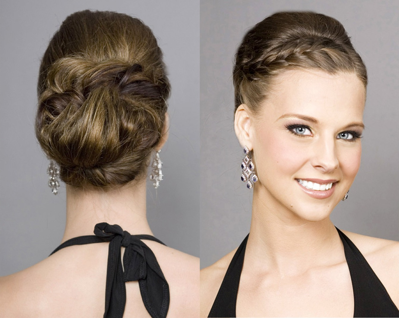 Widely Used Short Side Braid Bridal Hairstyles In Wedding Hairstyle : Wedding Styles Hair Style Half Up Hairstyles For (View 18 of 20)