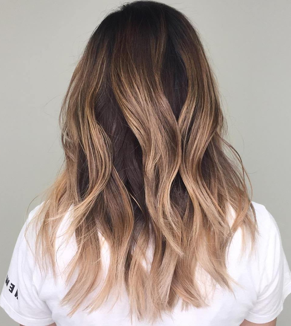 10 Two Layer Haircuts To Try Instead Of Heavy Layering Regarding Well Known Long Voluminous Ombre Hairstyles With Layers (View 4 of 20)