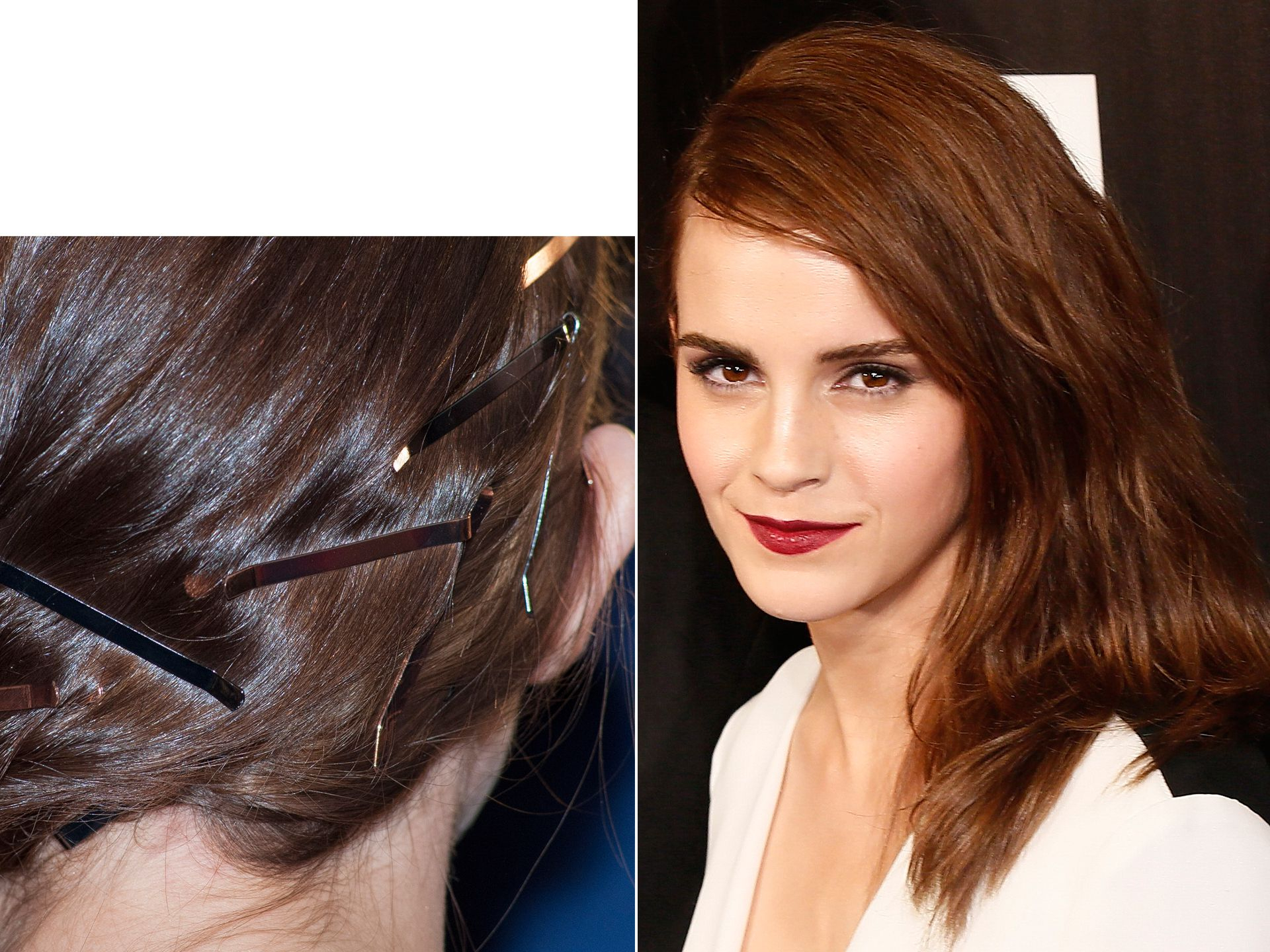 11 Side Swept Hairstyles – Celebrity Side Hairstyle Inspiration Intended For Well Known Pinned Up Curls Side Swept Hairstyles (View 1 of 20)