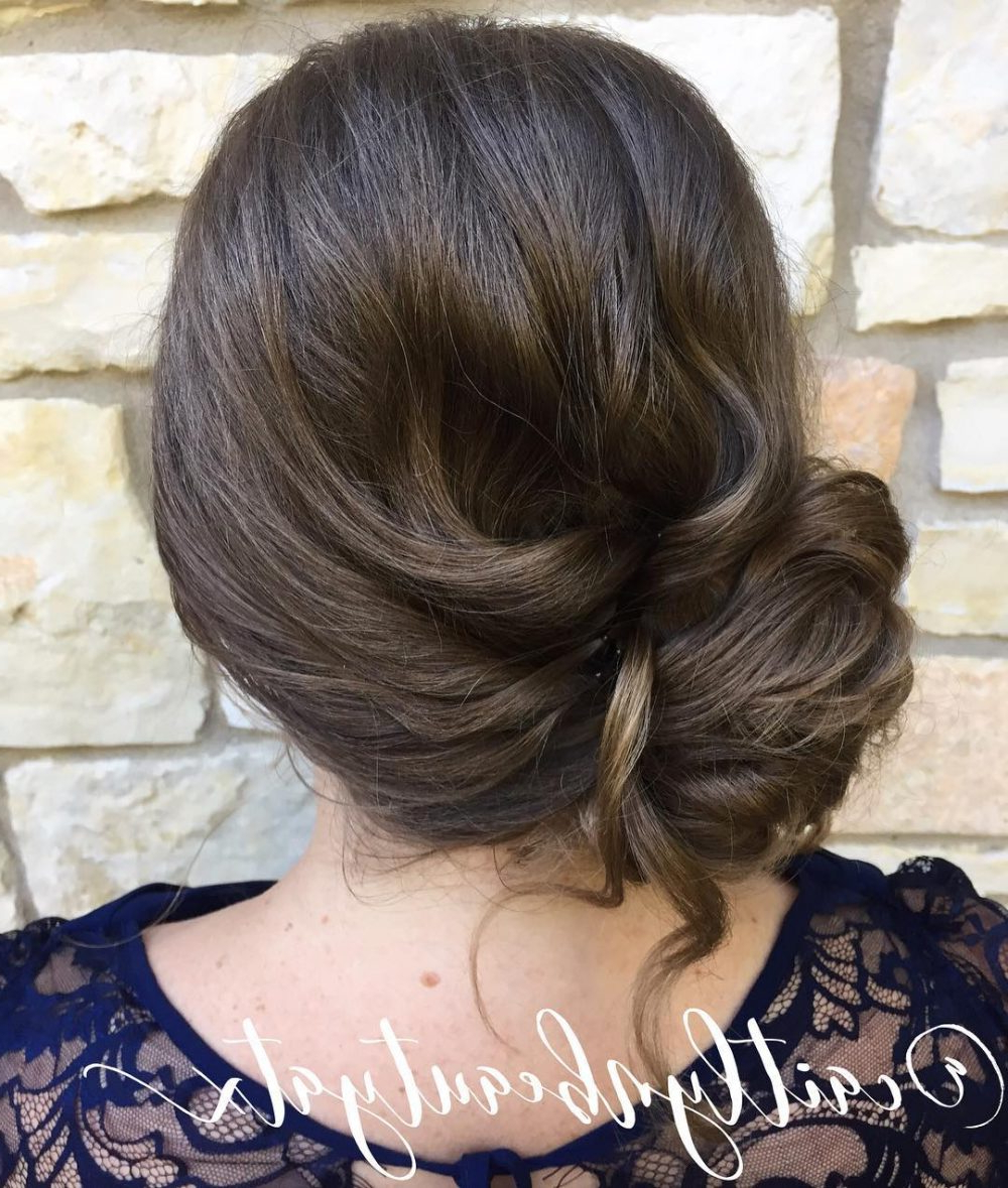 20 Easy Prom Hairstyles For 2019 You Have To See Intended For Well Known Fancy Knot Prom Hairstyles (View 3 of 20)