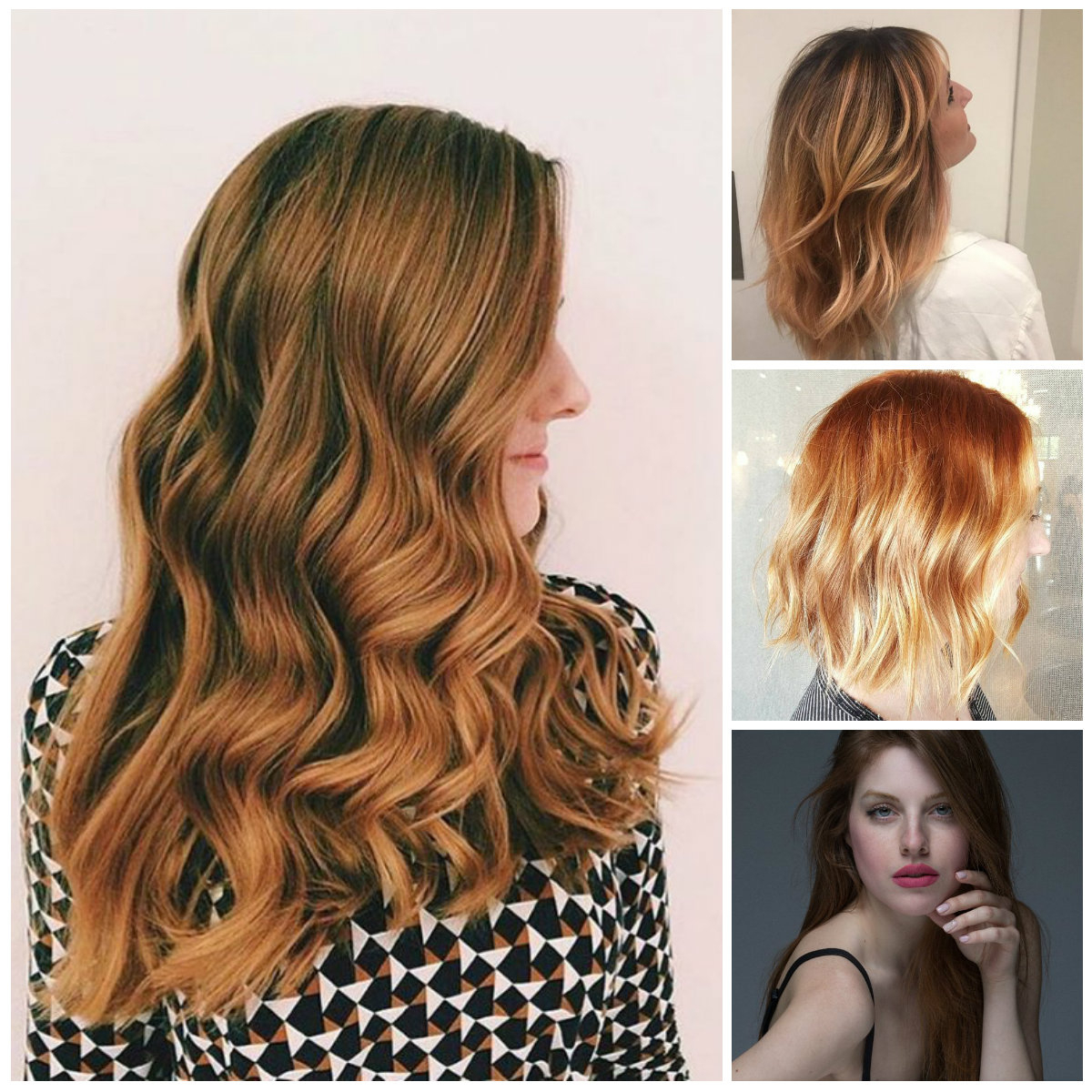 2019 Haircuts Throughout Most Recent Long Feathered Strawberry Blonde Haircuts (View 2 of 20)
