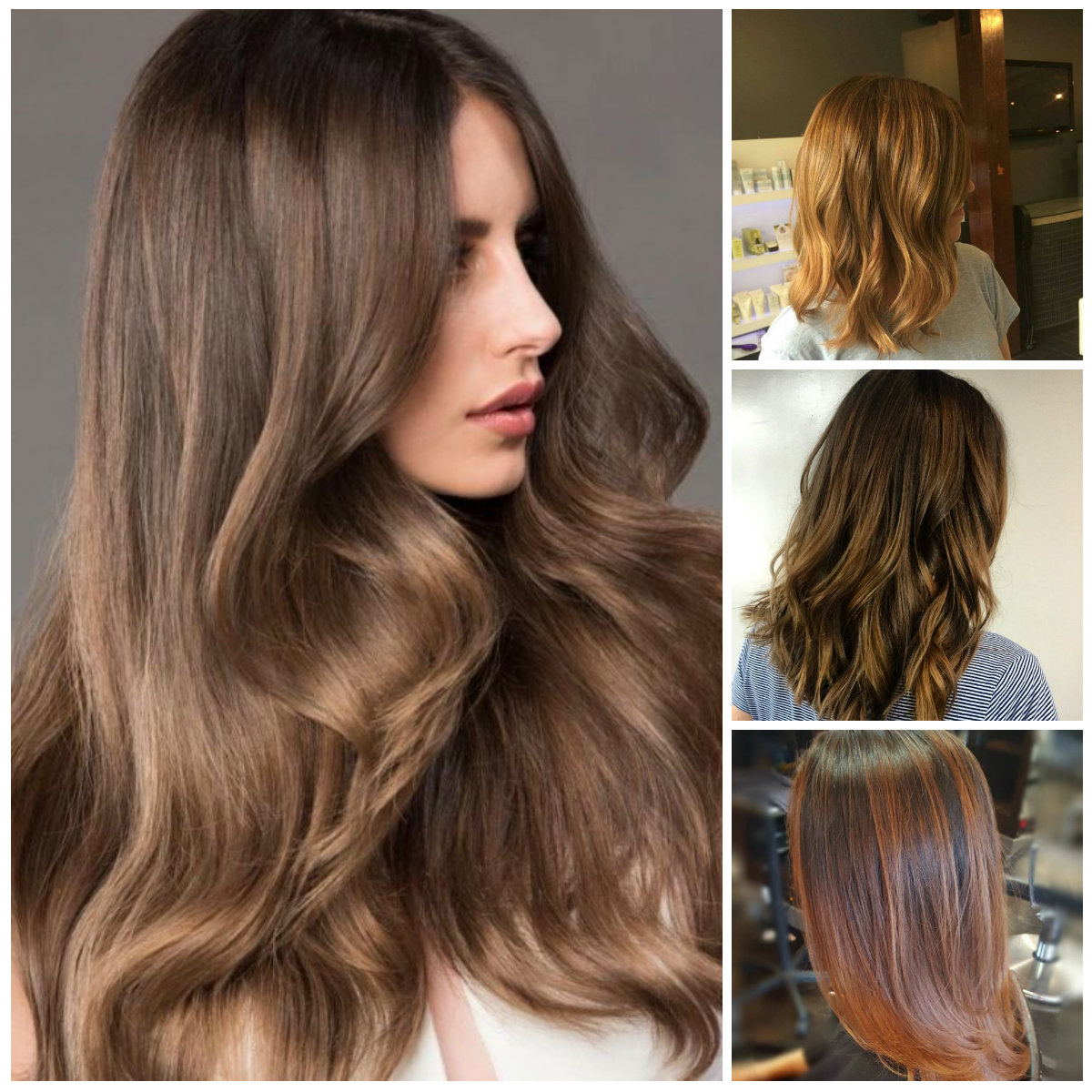 2019 Haircuts Throughout Newest Light Layers Hairstyles Enhanced By Color (Gallery 9 of 20)