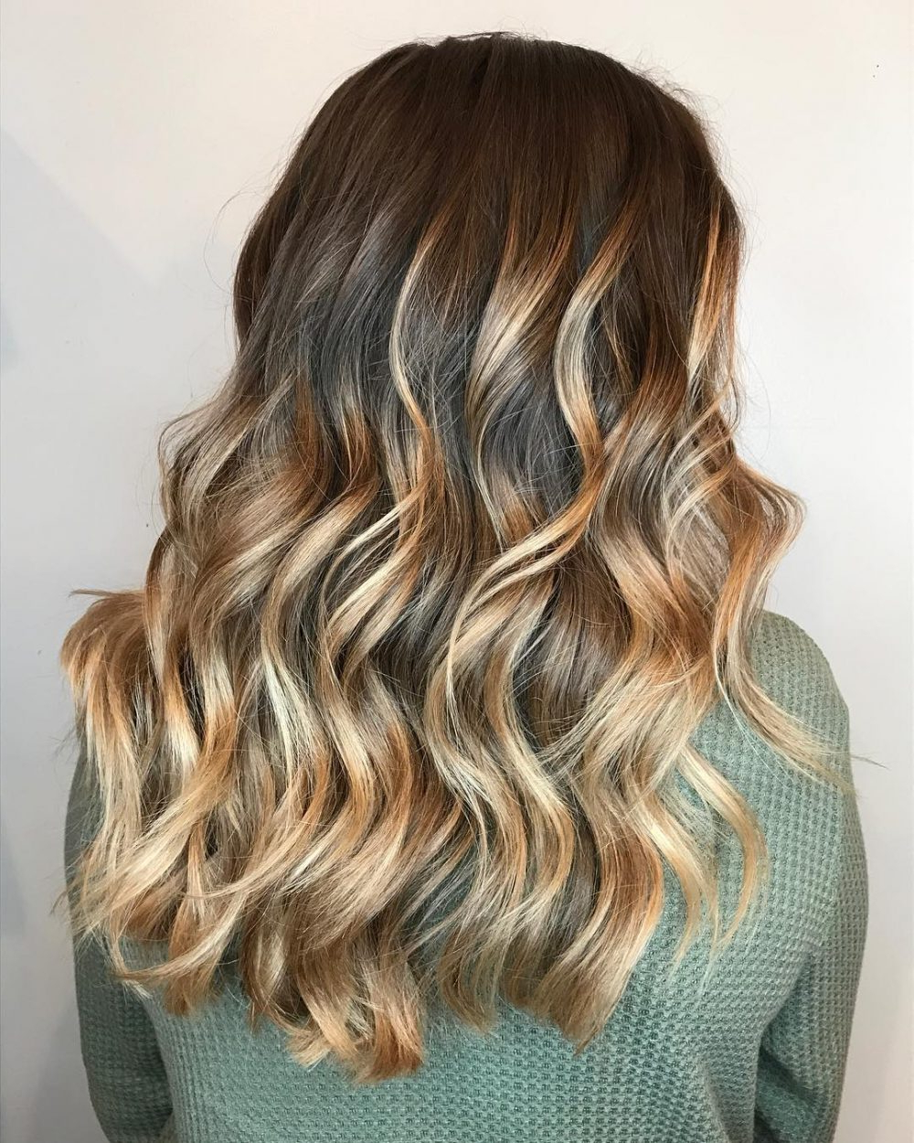 2019 Layered Ombre For Long Hairstyles Pertaining To 23 Long Ombre Hair Ideas Blowing Up In  (View 6 of 20)