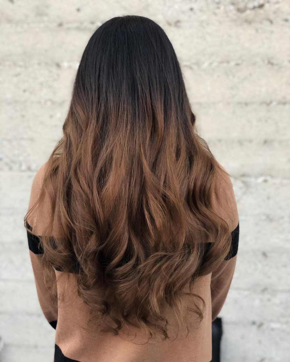 23 Long Ombre Hair Ideas Blowing Up In 2019 Within Well Known Layered Ombre For Long Hairstyles (View 7 of 20)