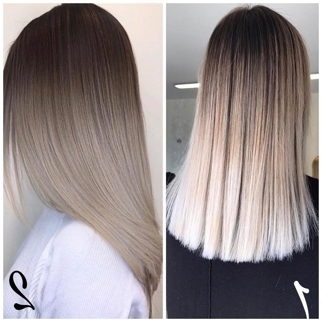 25 Alluring Straight Hairstyles For 2019 (short, Medium & Long Hair In Well Known Short, Medium, And Long Layers For Long Hairstyles (View 18 of 20)