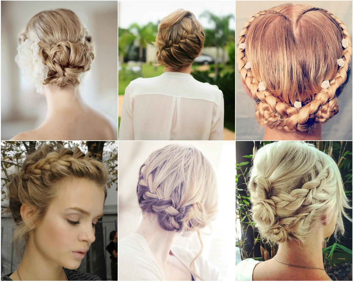 25 Prom Hairstyles For Long Hair Braid Intended For 2018 Elegant Twist Updo Prom Hairstyles (View 5 of 20)