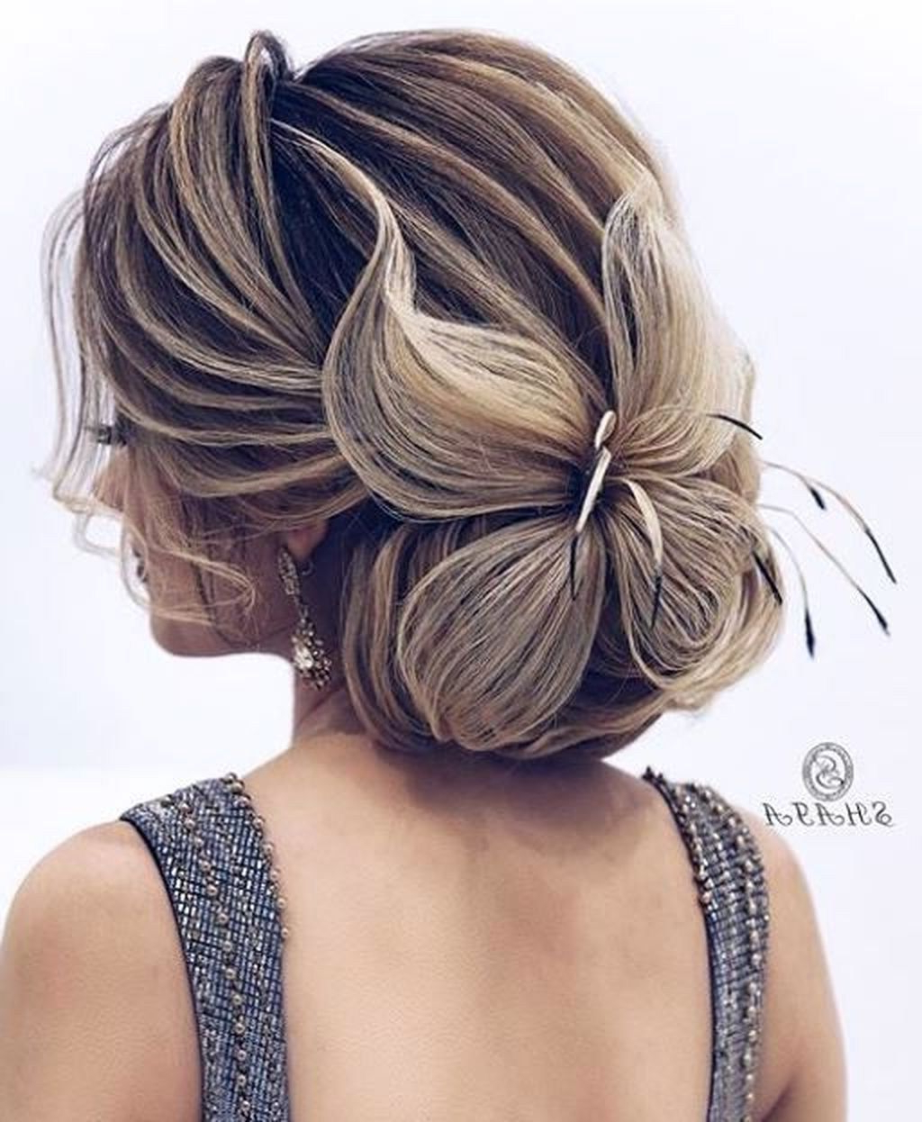 30+ Beautiful Wedding Updo Hairstyle Ideas (View 5 of 20)