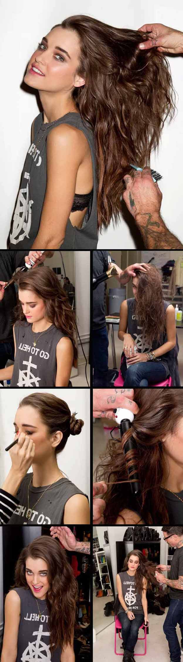 31 Long Wavy Hairstyles – The Goddess Pertaining To Most Up To Date Long Layered Half Curled Hairstyles (Gallery 20 of 20)