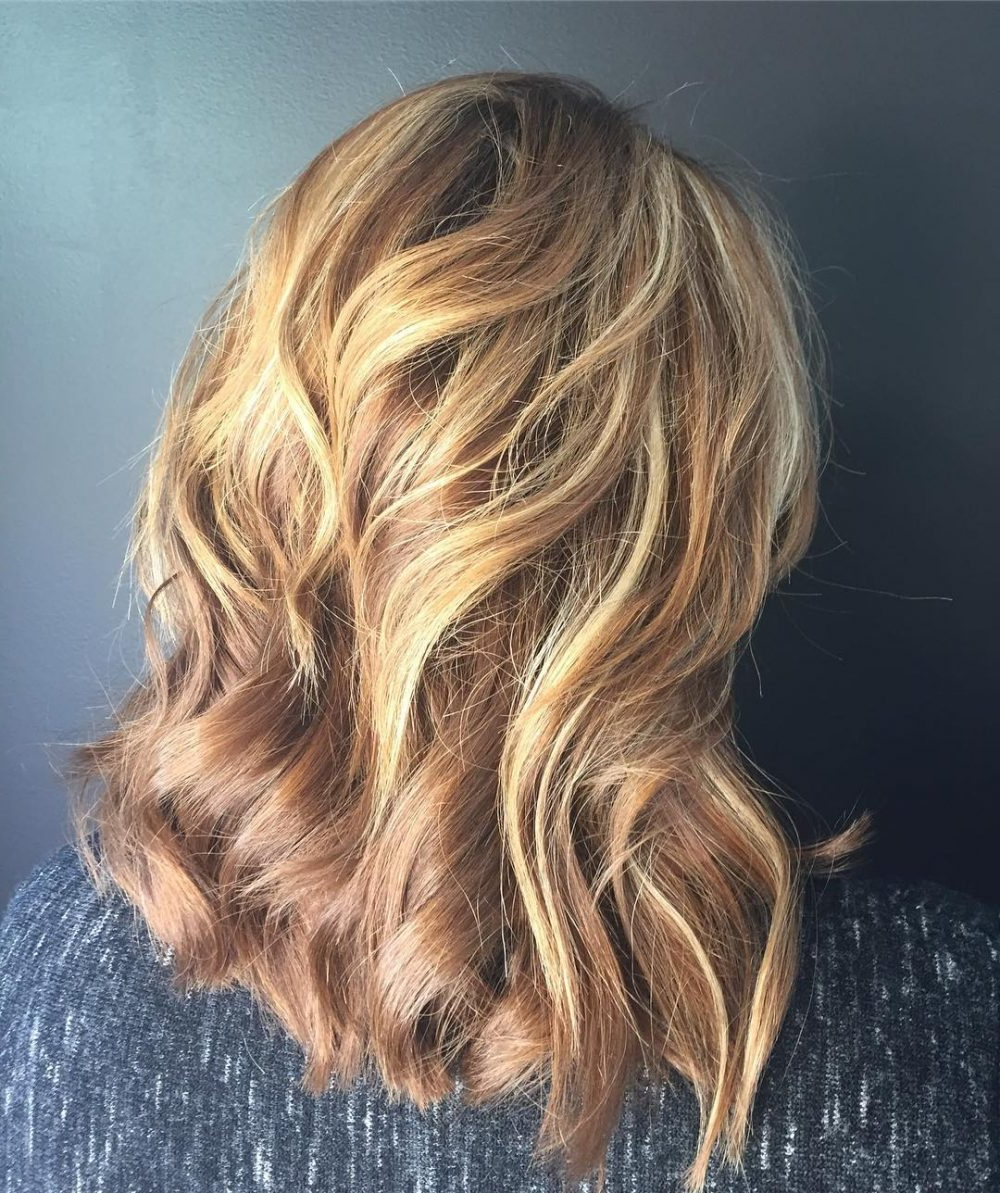 34 Best Choppy Layered Hairstyles (that Will Flatter Anyone) Throughout Most Popular Bedhead Layers For Long Hairstyles (View 15 of 20)