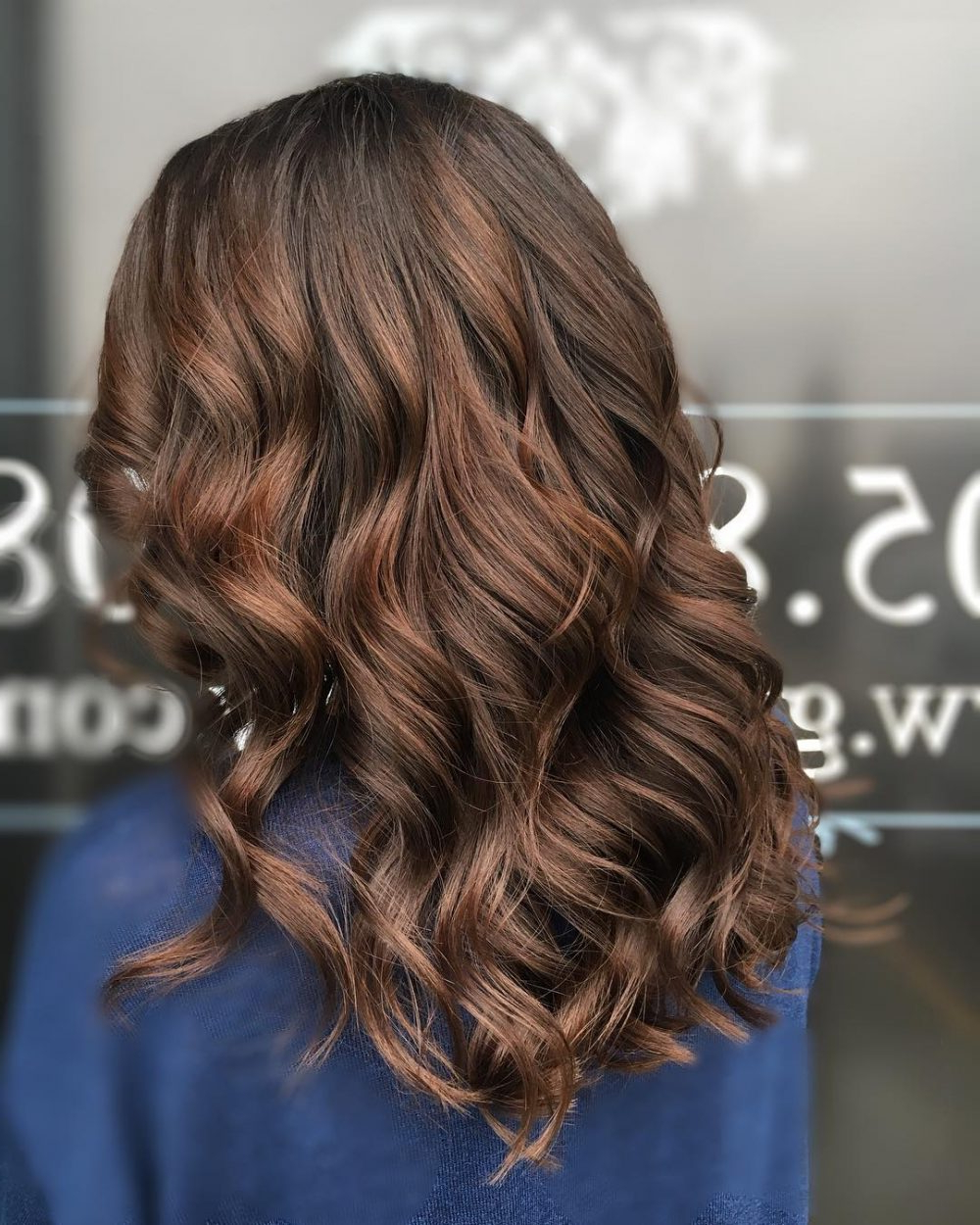 34 Sweetest Caramel Highlights On Light To Dark Brown Hair (2019) Within Most Up To Date Warm Toned Brown Hairstyles With Caramel Balayage (Gallery 12 of 20)