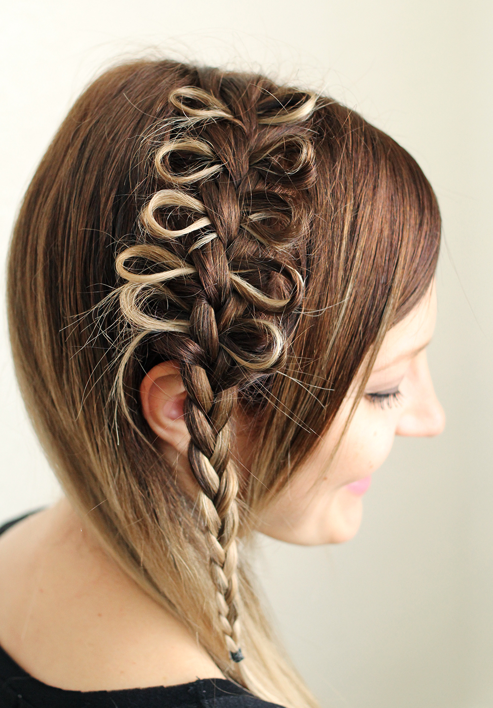 40 Different Types Of Braids For Hairstyle Junkies And Gurus Within Preferred Blooming French Braid Prom Hairstyles (View 5 of 20)