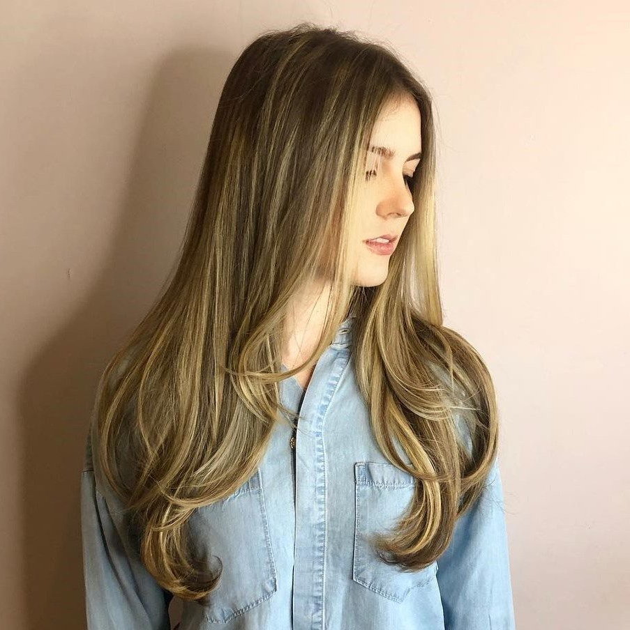 40 Long Hairstyles And Haircuts For Fine Hair (View 5 of 20)