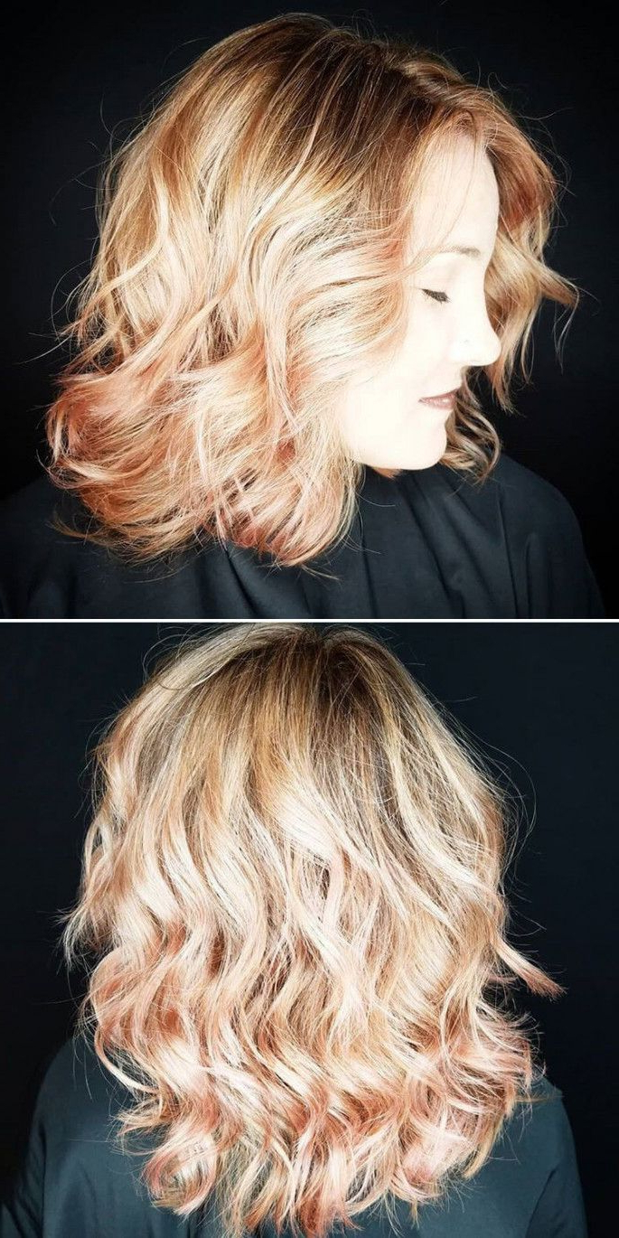 41 Modern Chic Layered Hairstyles For Short, Medium And Long Hair Regarding 2019 Multi Layered Mix Long Hairstyles (View 5 of 20)
