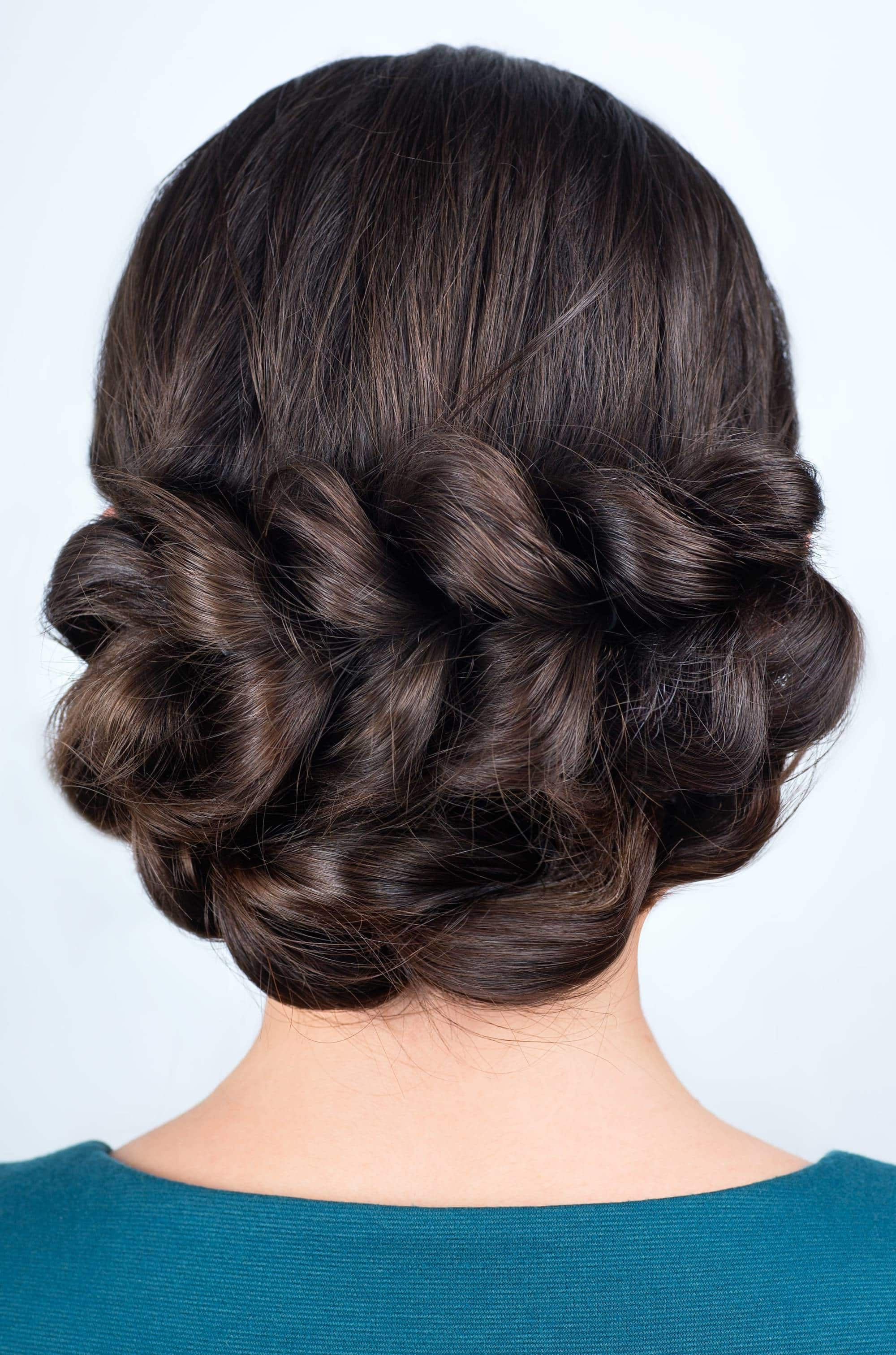 45 Braided Updos For Long Hair For All Personalities With Well Known Jewelled Basket Weave Prom Updos (Gallery 7 of 20)